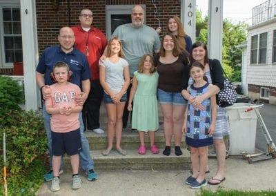The Yarosz Family | 2016 Build