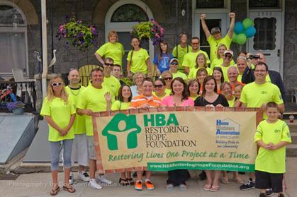 Build Volunteers | 2012 Build