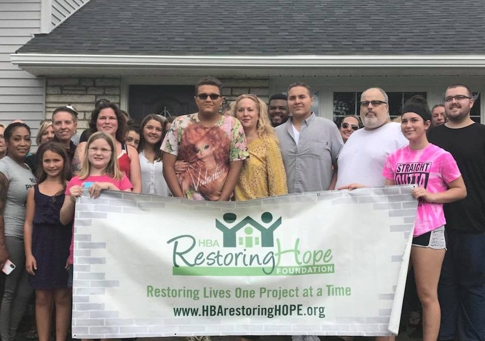 9th Annual Restoring Hope Foundation Build Now Accepting Applications